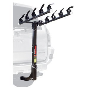 Allen Deluxe 5-Bike Hitch Mount Rack